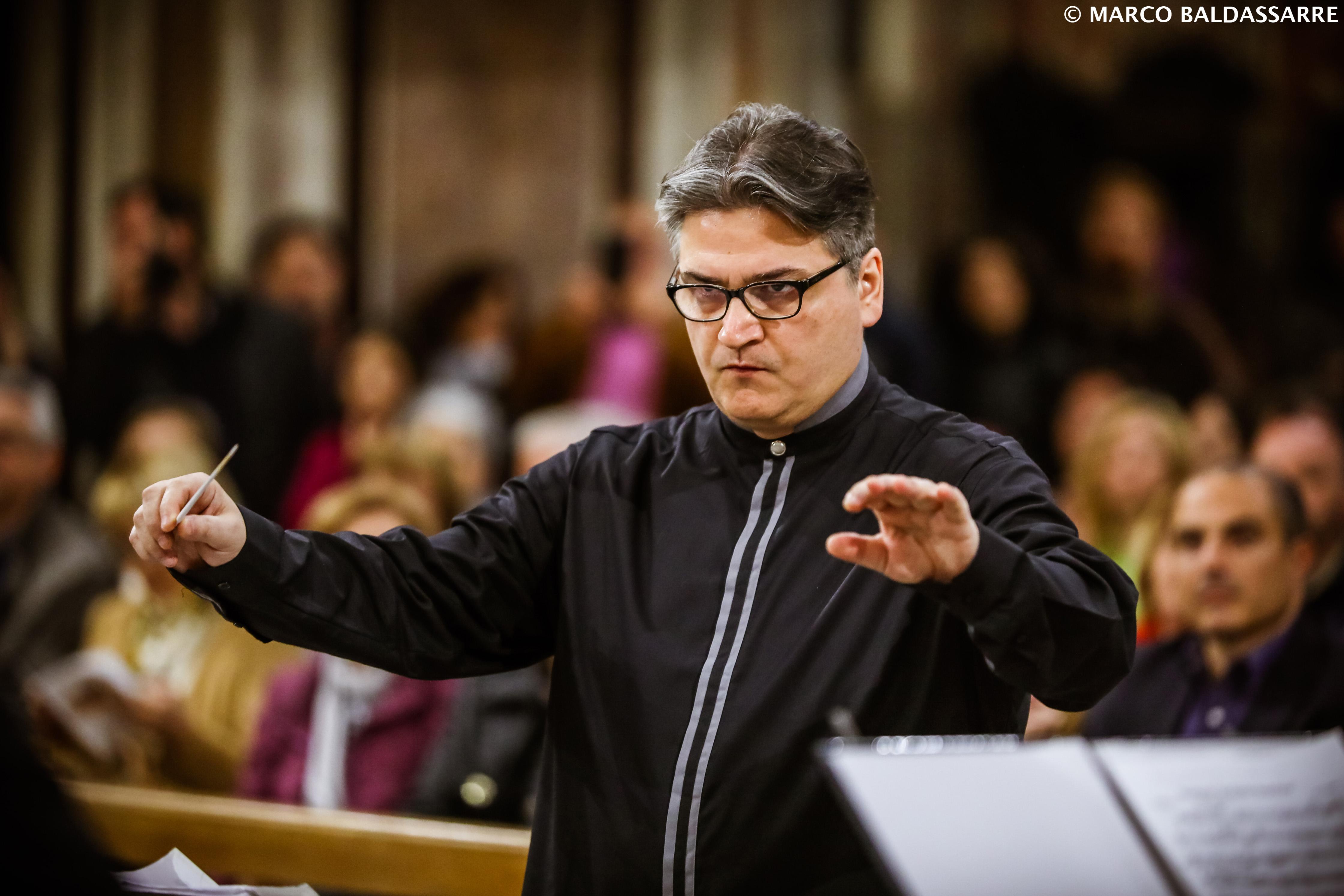 Roma Youth String Orchestra @ Gesù Nuovo di Napoli © Marco Baldassarre-31