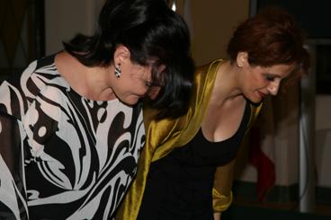 Tiziana Pizzi,Anna Daniela Sestito