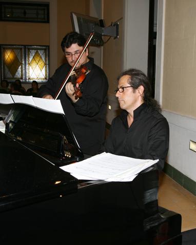 Gian Rosario Presutti,Alberto Vitolo