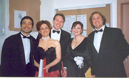 Solisti Messa solenne Jommelli-Sofia 2004