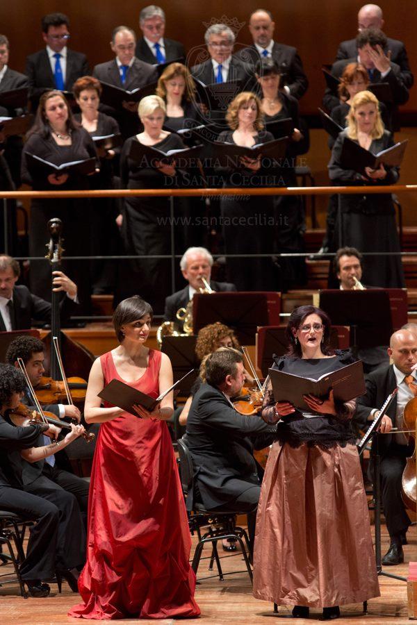 Mozart, S.Cecilia 2013