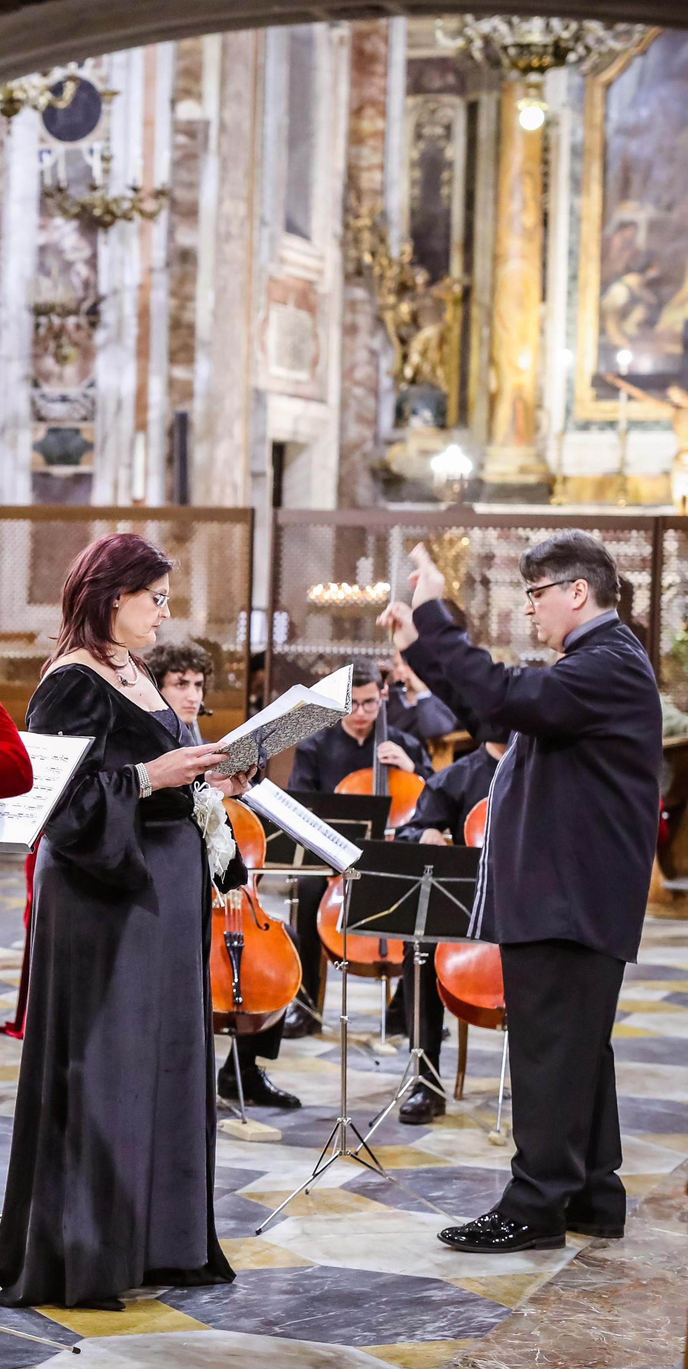 Roma Youth String Orchestra @ Gesù Nuovo di Napoli © Marco Baldassarre-109