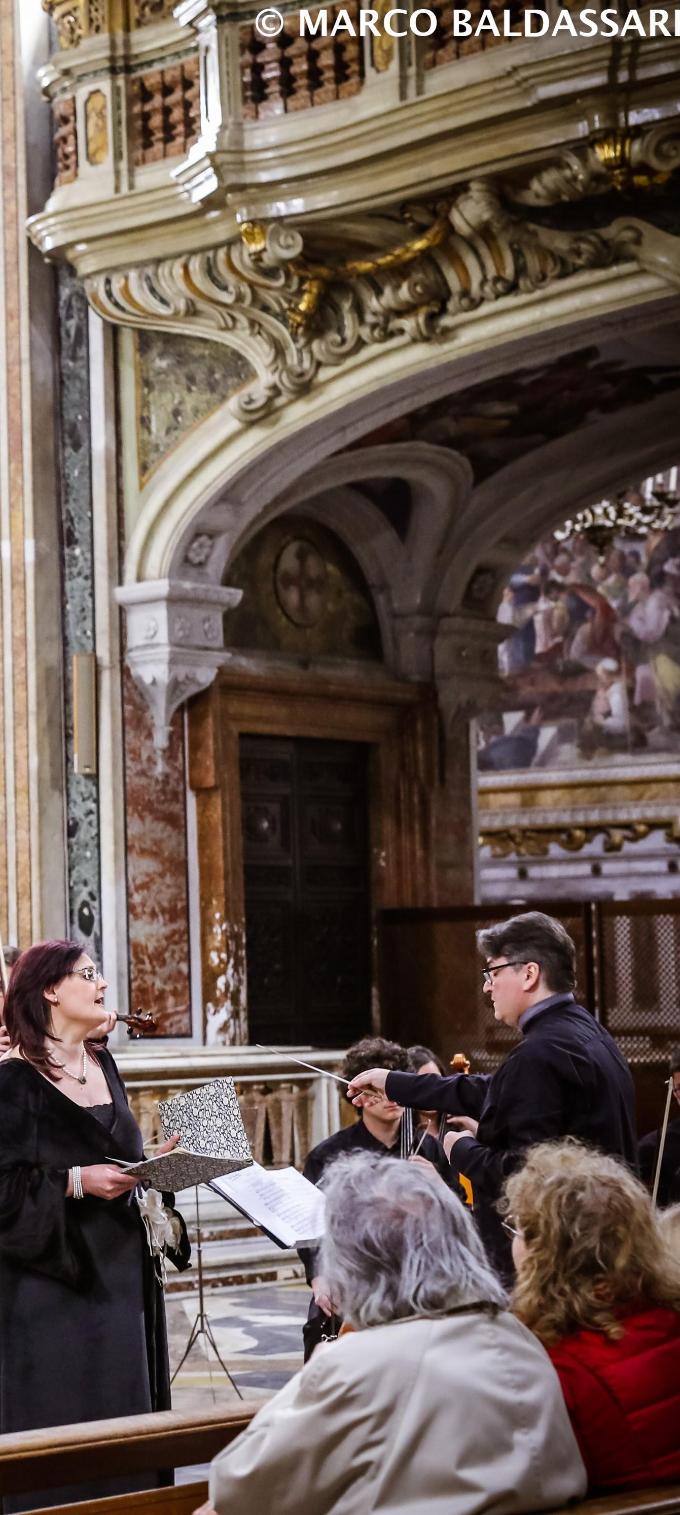 Roma Youth String Orchestra @ Gesù Nuovo di Napoli © Marco Baldassarre-145