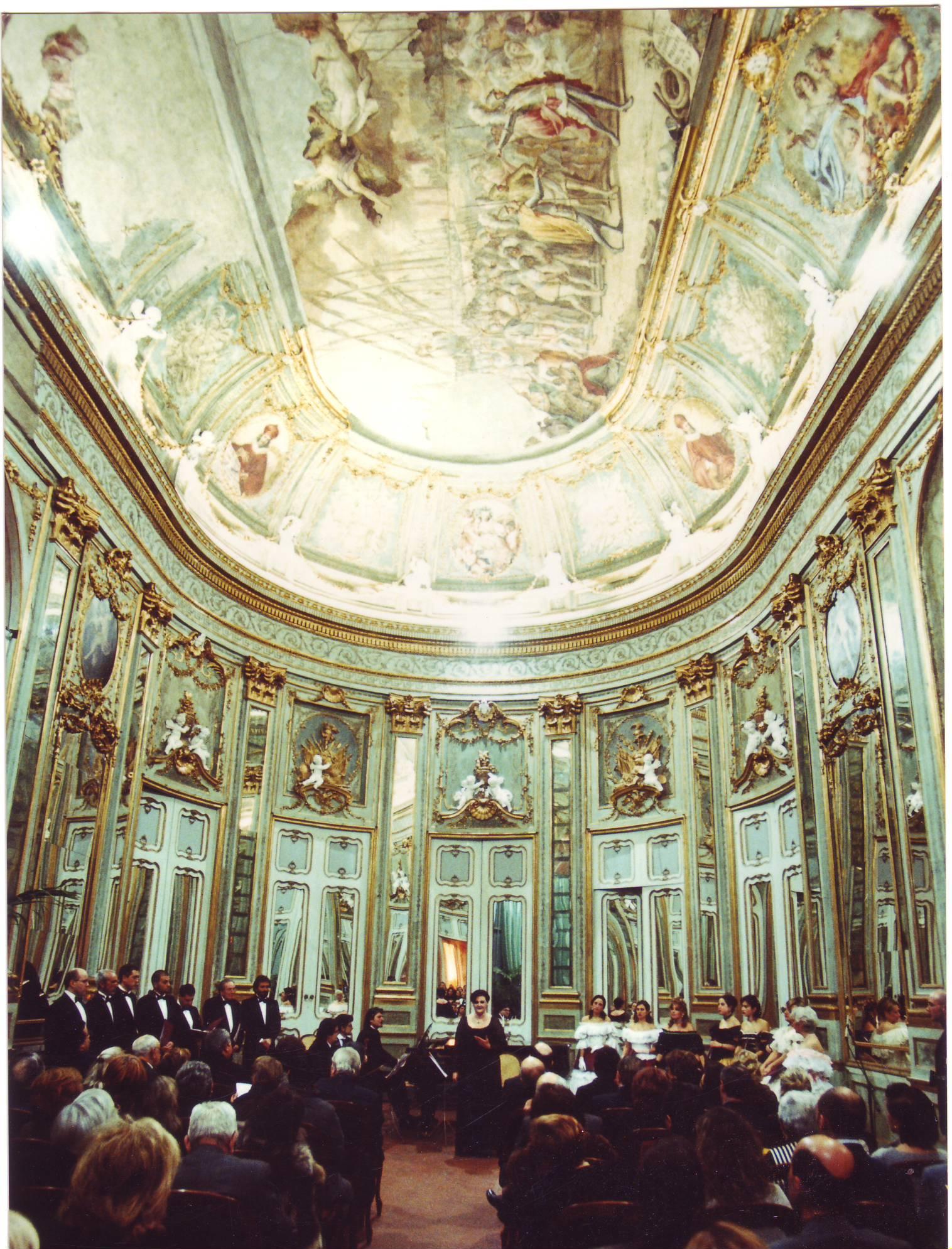 Concerto Palazzo Doria D'angri-Napoli
