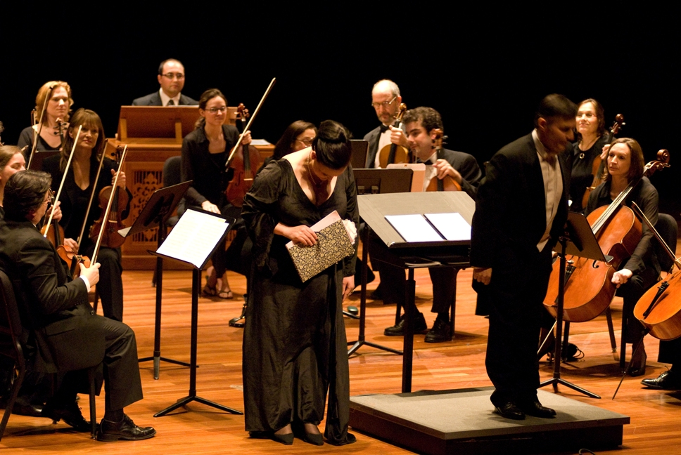 Concerto Skirball Center-New York 2008