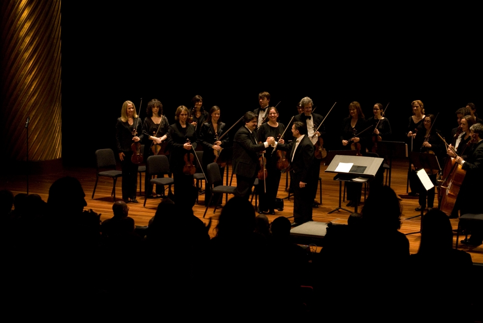 Concerto New York 2008