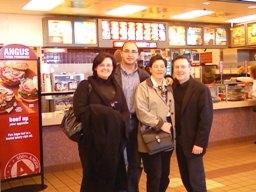 fast food americano
