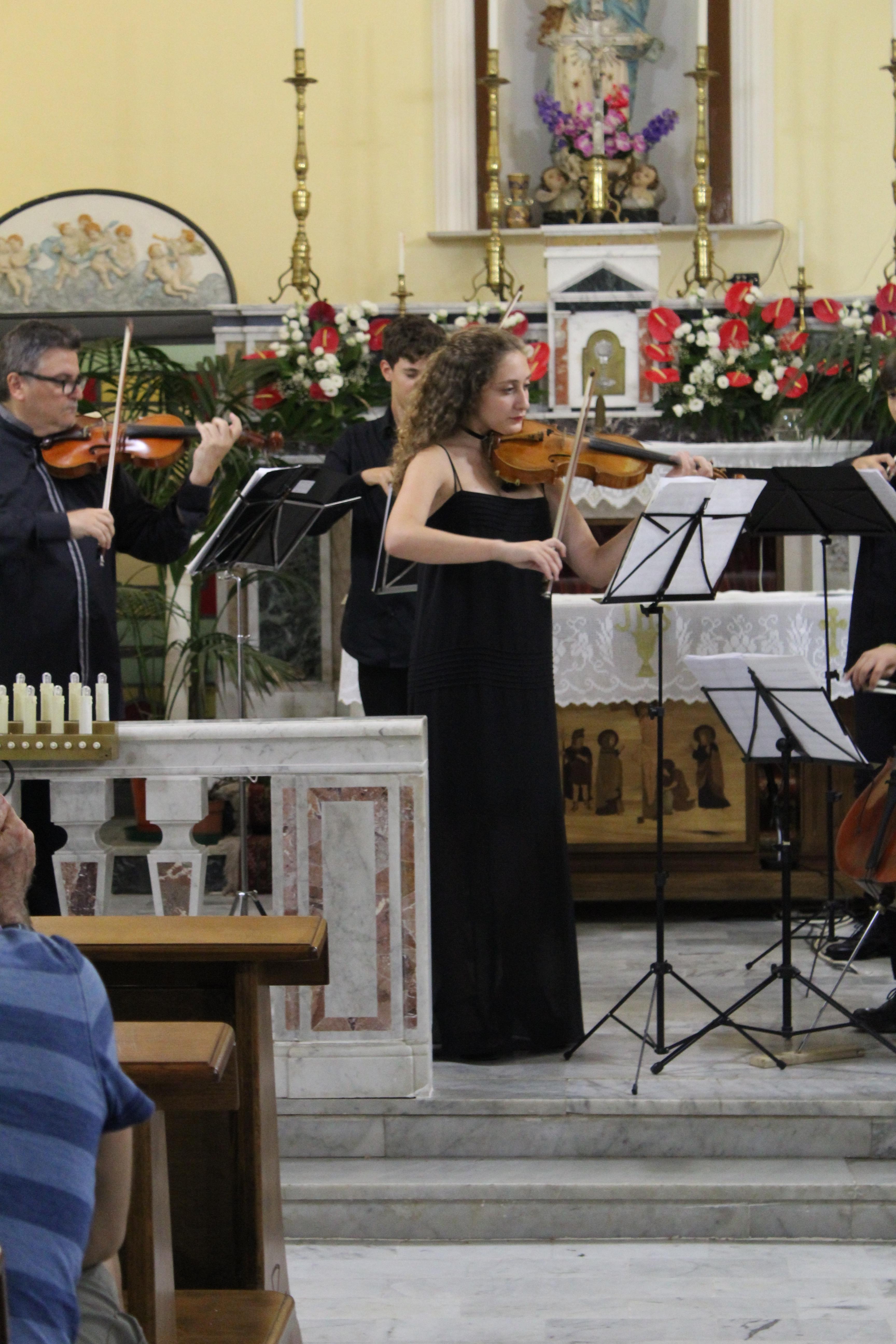 SONORITA' ITALIANA ensemble